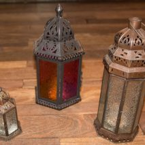Moroccan Lanterns – Assorted Sizes