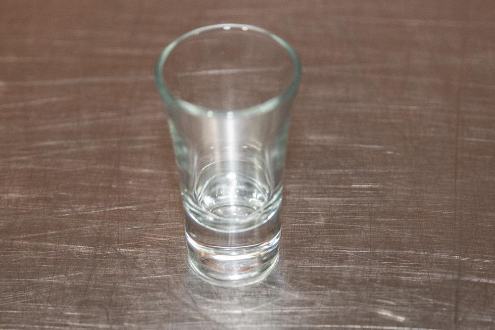 2016 NOVA 535 Inventory Dublino 2Ounce Shot Glass