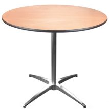 36 inch round dining or hightop
