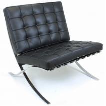 Barcelona Chair – Black