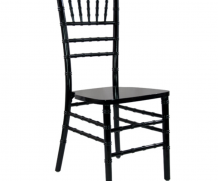 Chiavari Chair – Black