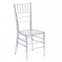 Chiavari Chairs – Clear