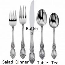 Flatware Dinner Set