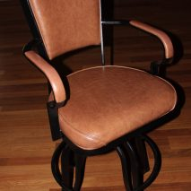 Luxury Barstool – Tan