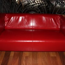 Couch – Red