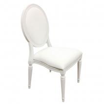 Pop Louis Chair – White