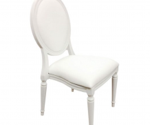 Pop Louis Chair – White