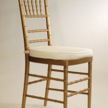 Chiavari Chair – Gold