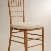 Chiavari Chair – Wood