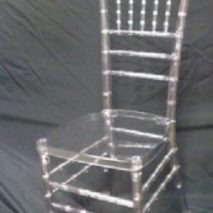 Chiavari Chairs – Clear