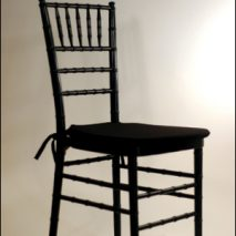 Chiavari Chair – Mahogany