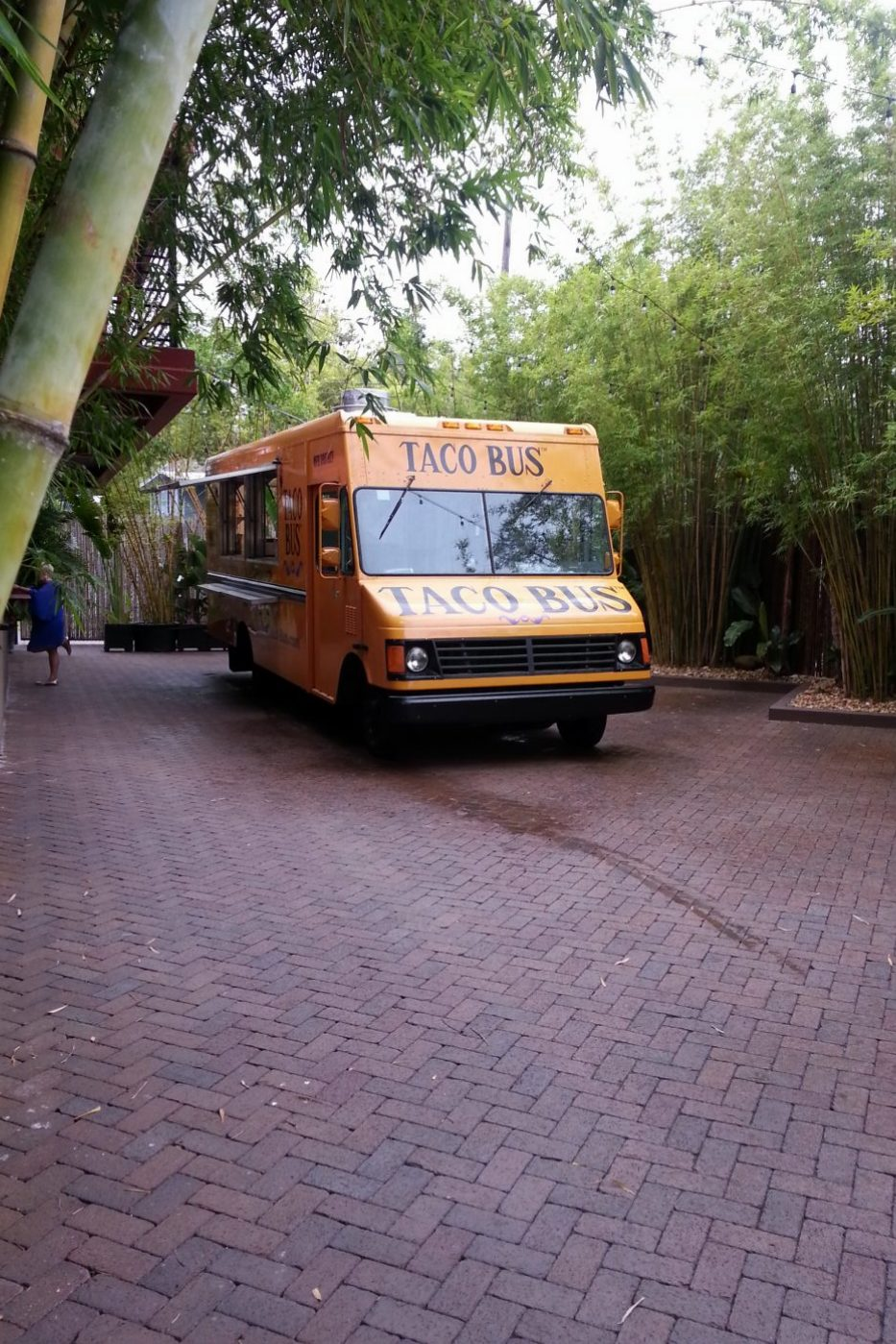 Food Truck Courtyard
