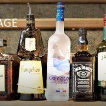 PACKAGE – Premium Liquor
