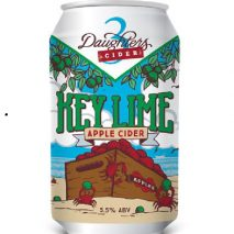 3 Daughters Brewing – Key Lime Apple Cider