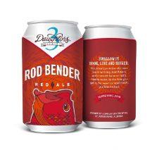3 Daughters Brewing – Rod Bender – Red Ale Beer