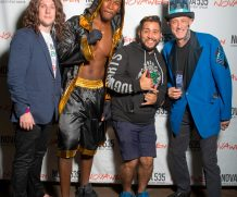 Step and Repeat – 8′ x 8′ – with stand